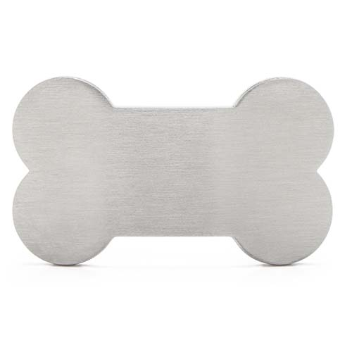ICS2001 Inscriptions Dog Bone Collar Slider Brushed V1 copy
